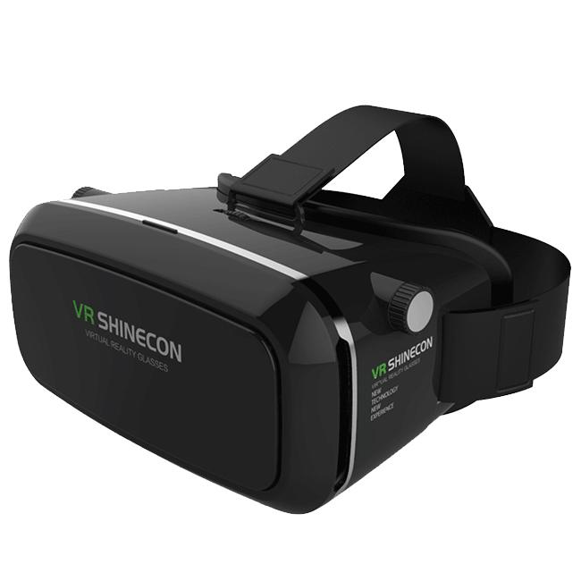 Ecolite Virtuálne okuliare s Bluetooth ovládačom X3DVR2