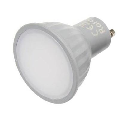 LED Solution LED bodová žiarovka 3W GU10 230V Barva světla: Teplá biela 7126