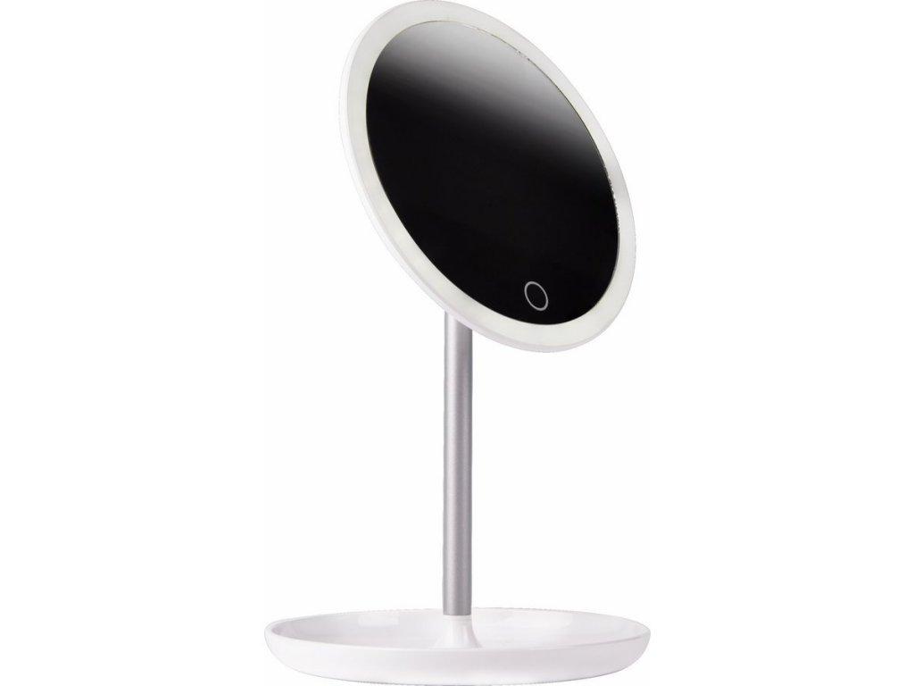 Immax Kozmetické  zväčšovacie zrkadlo s LED podsvietením guľaté 08941L