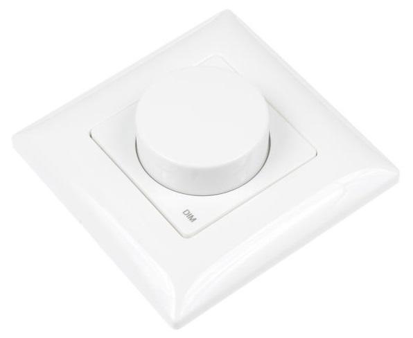 T-LED Bezdrôtový ovládač dimLED nástenný 1-kanálový 069103