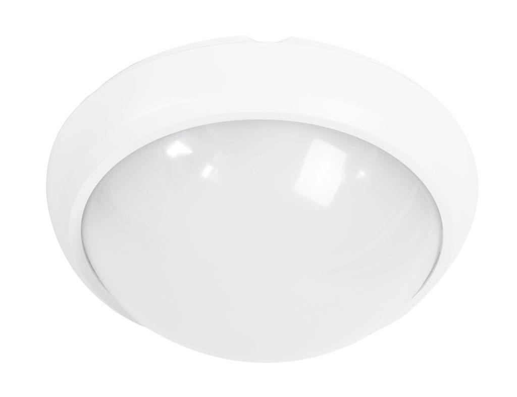 LED Solution Biele LED stropné/nástenné svietidlo 8W IP66 1259