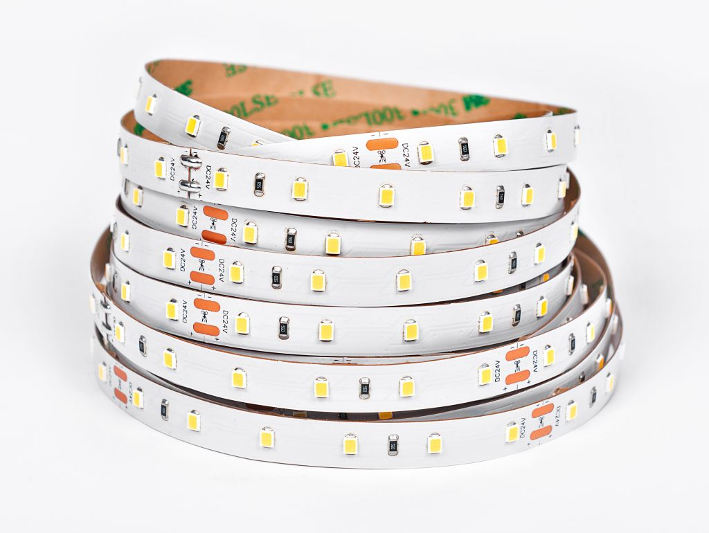 T-LED LED pásik 12W/m 12V bez krytia IP20 do akvária 078080