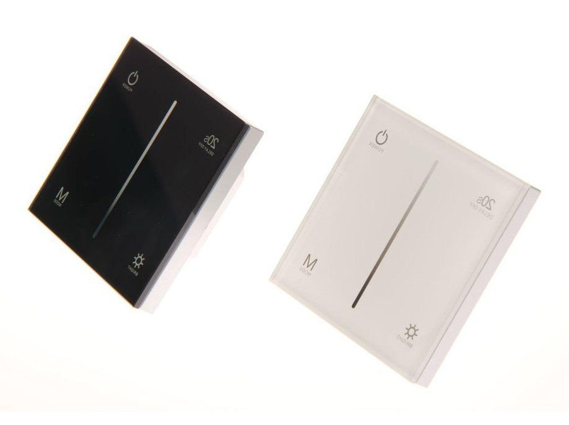 T-LED Nástenný triakový stmievač dimLED Farba:: biela 069304