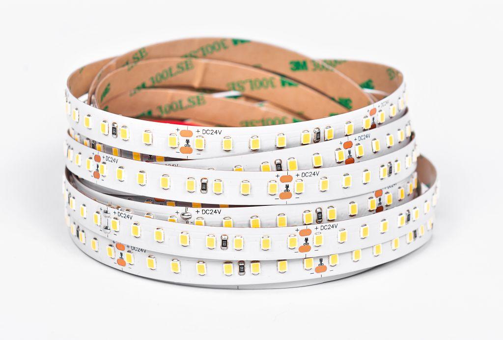 LED Solution LED pásik 18W 24V bez krytia IP20 160lm/W Farba svetla: Teplá biela 07921