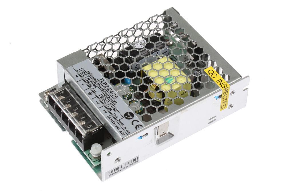 T-LED LED zdroj (trafo) 24V 75W - vnutorný 05522