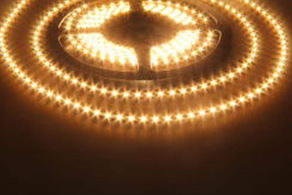 T-LED Stranový LED pásik 7,2W/m 12V bez krytia IP20 Farba svetla: Teplá biela