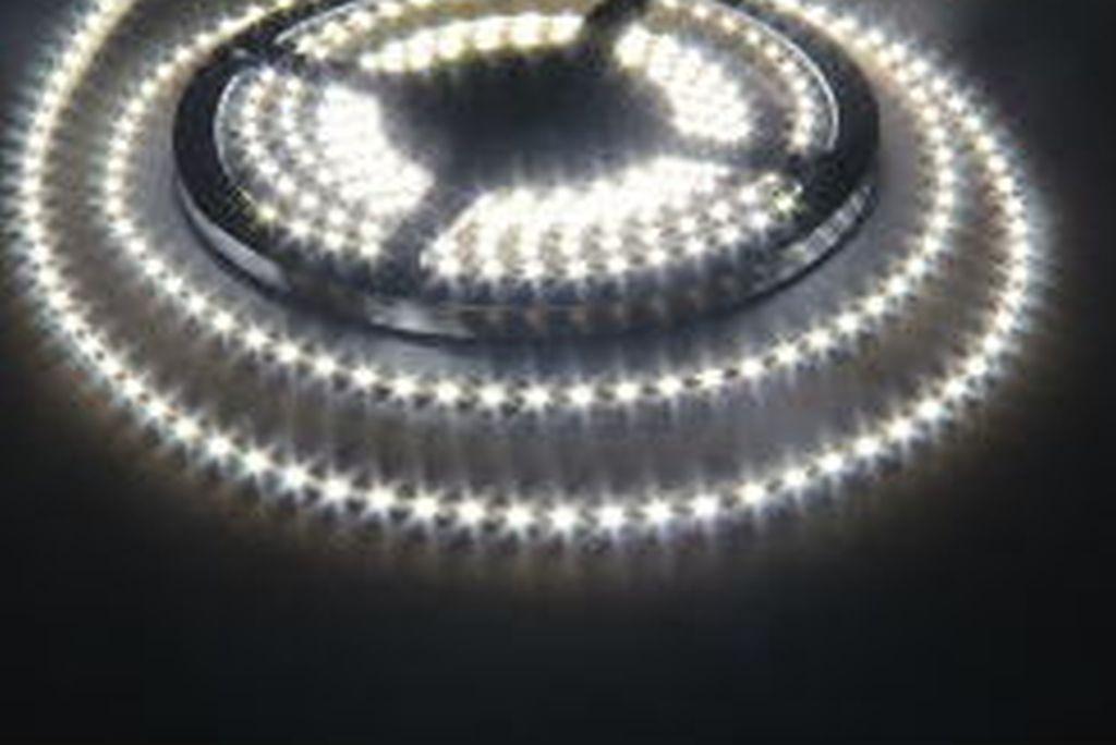 T-LED Stranový LED pásik 9W/m 12V bez krytia IP20 Farba svetla: Studená biela