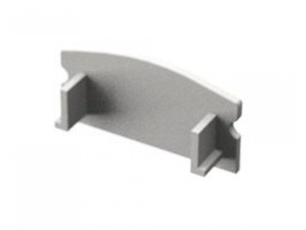 LED Solution Koncovka nástenného profilu N3 biela varianty: plná
