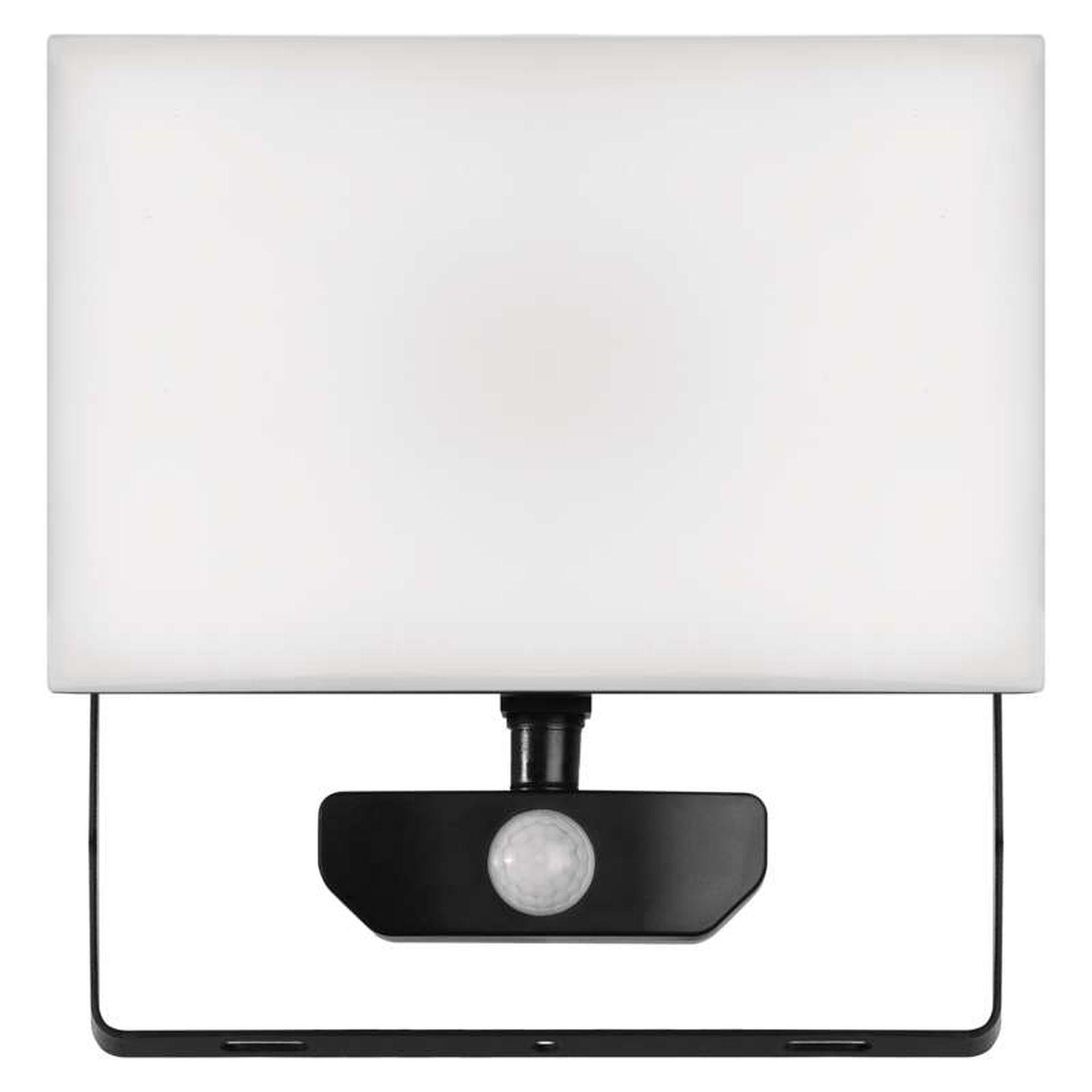 EMOS Bezrámečkový LED reflektor 50W s pohybovým snímačom