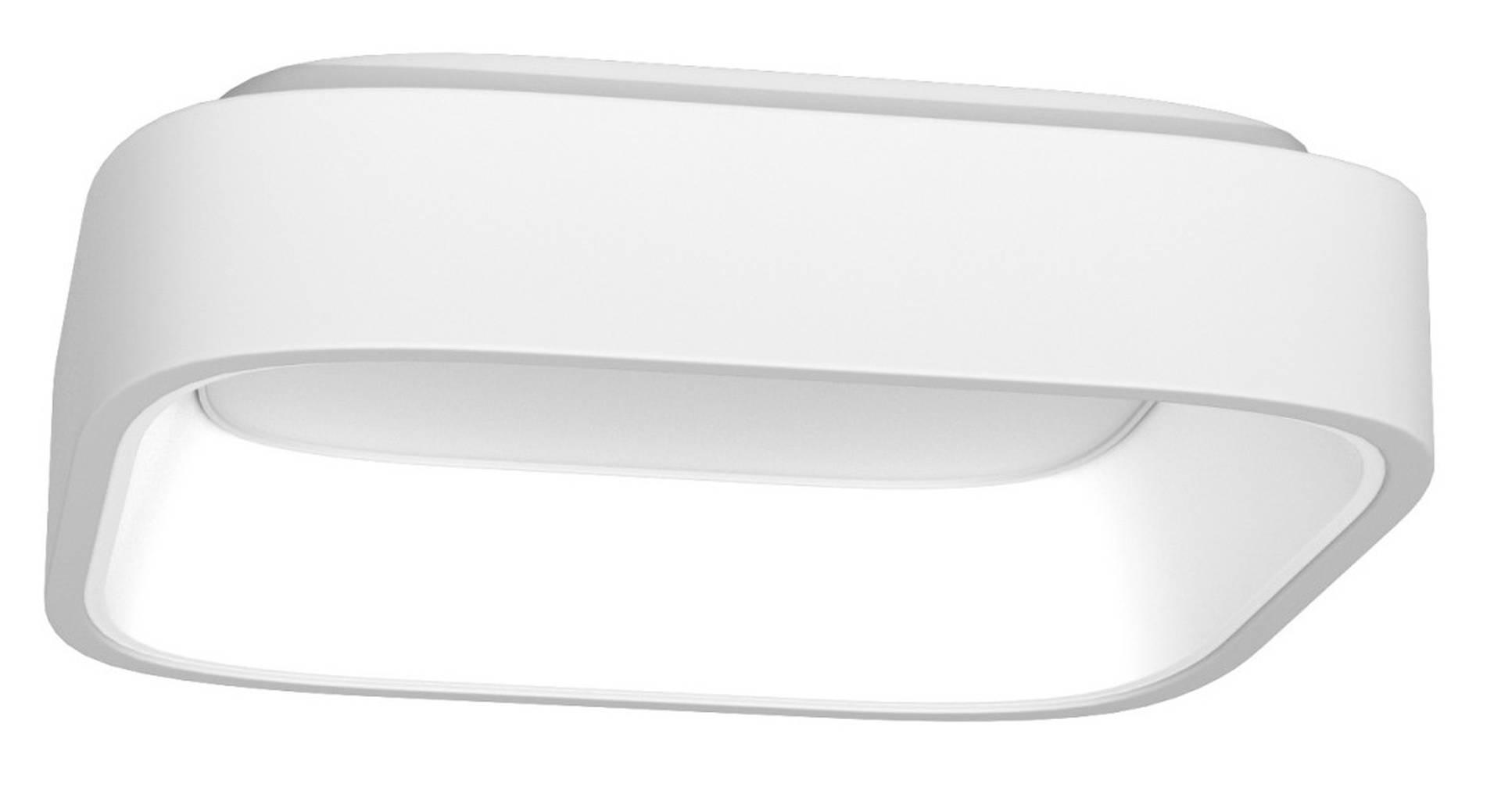 Immax Biele SMART stropné svietidlo hranaté 47W 60cm