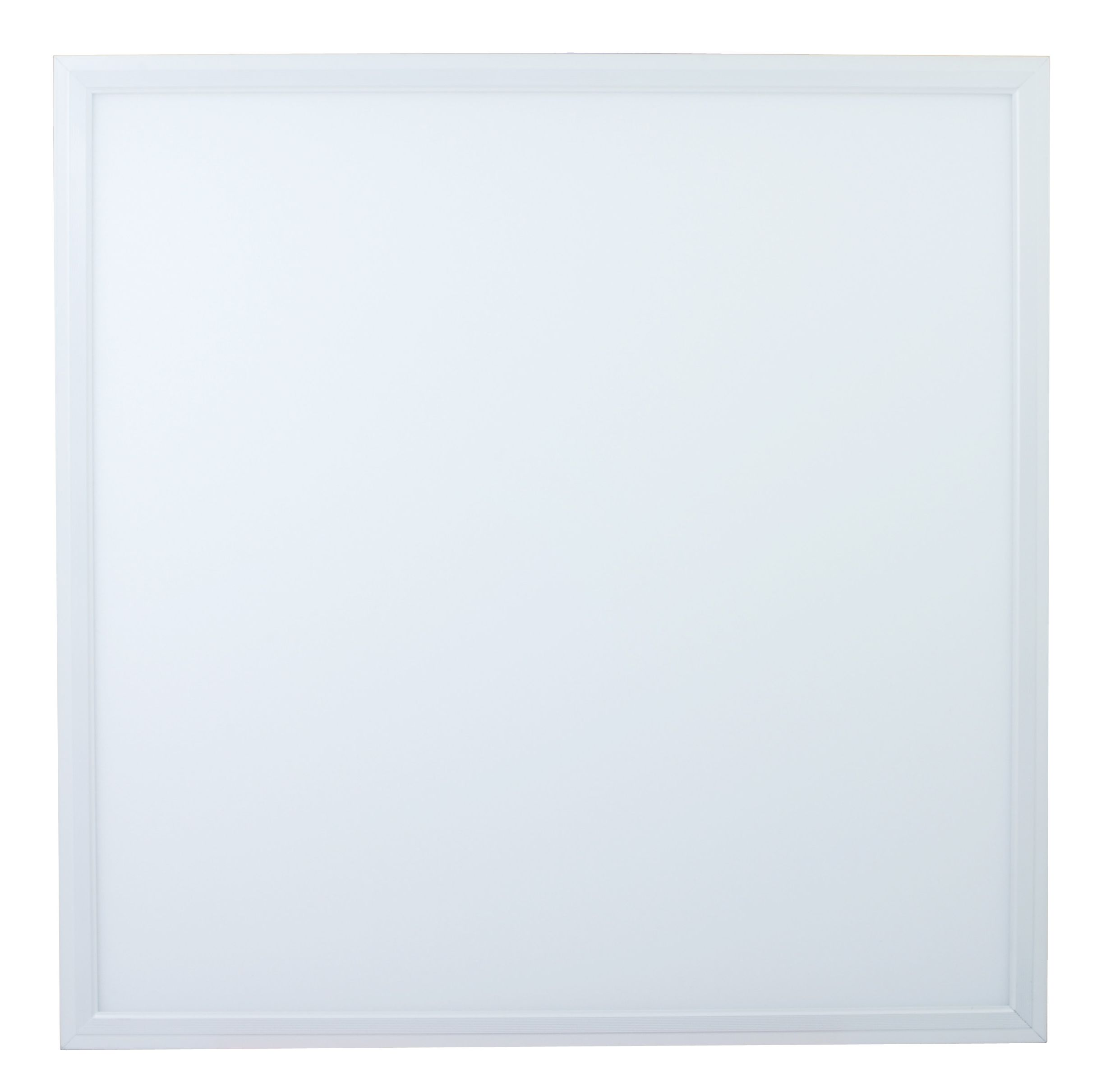 Alfatronic Biely vstavaný LED panel 600 x 600mm 40W POŠKRIABANÝ ROH VYP15