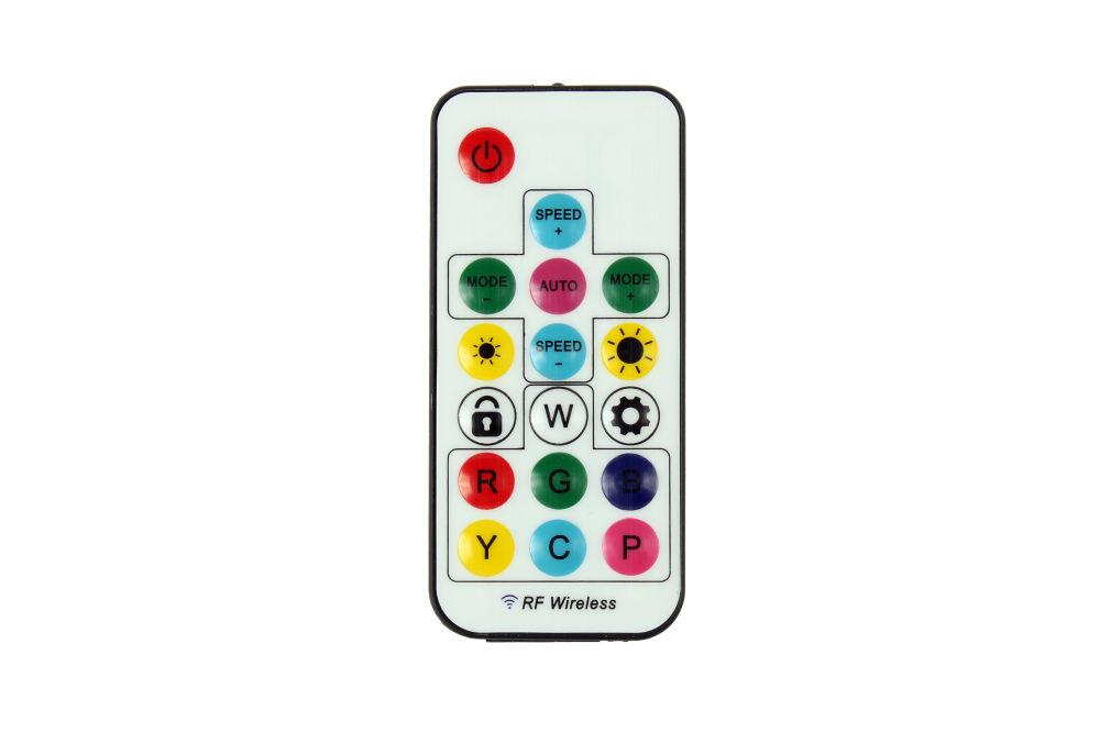 T-LED RGB digitálne RF ovládač