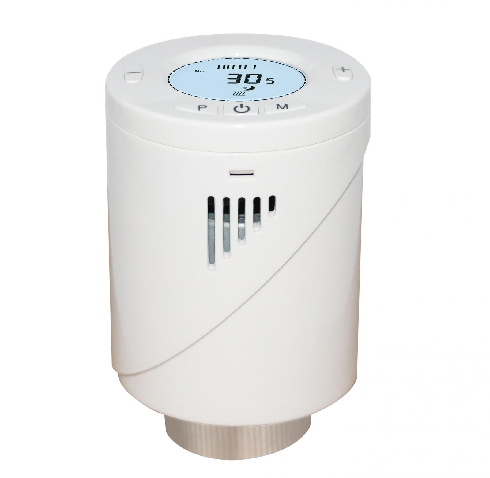 Immax SMART termostatická hlavica 07703L