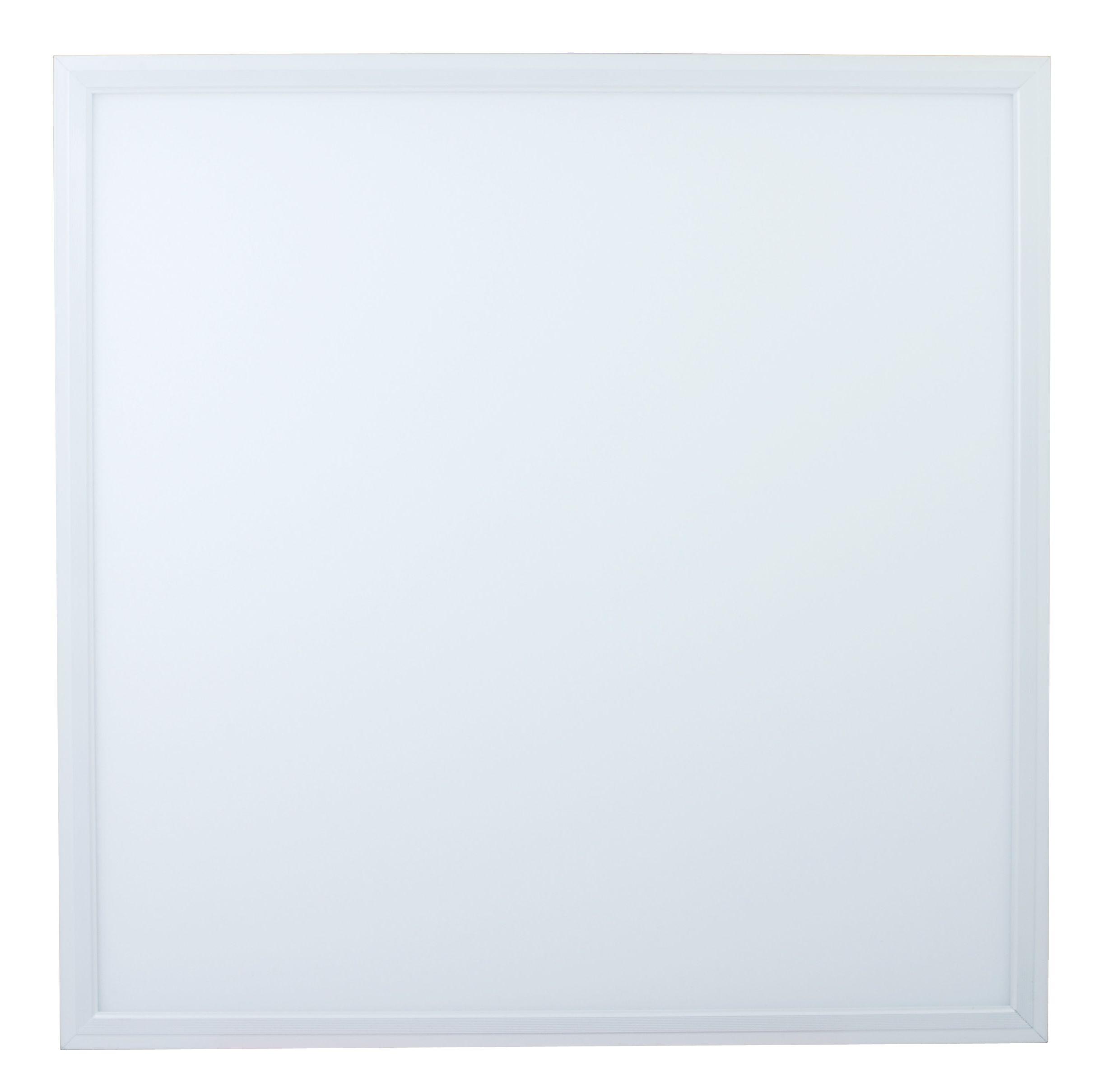 Greenlux Biely podhľadový LED panel 600 x 600mm 40W Economy - BEZ OBALU - POSLEDNÝ KUS