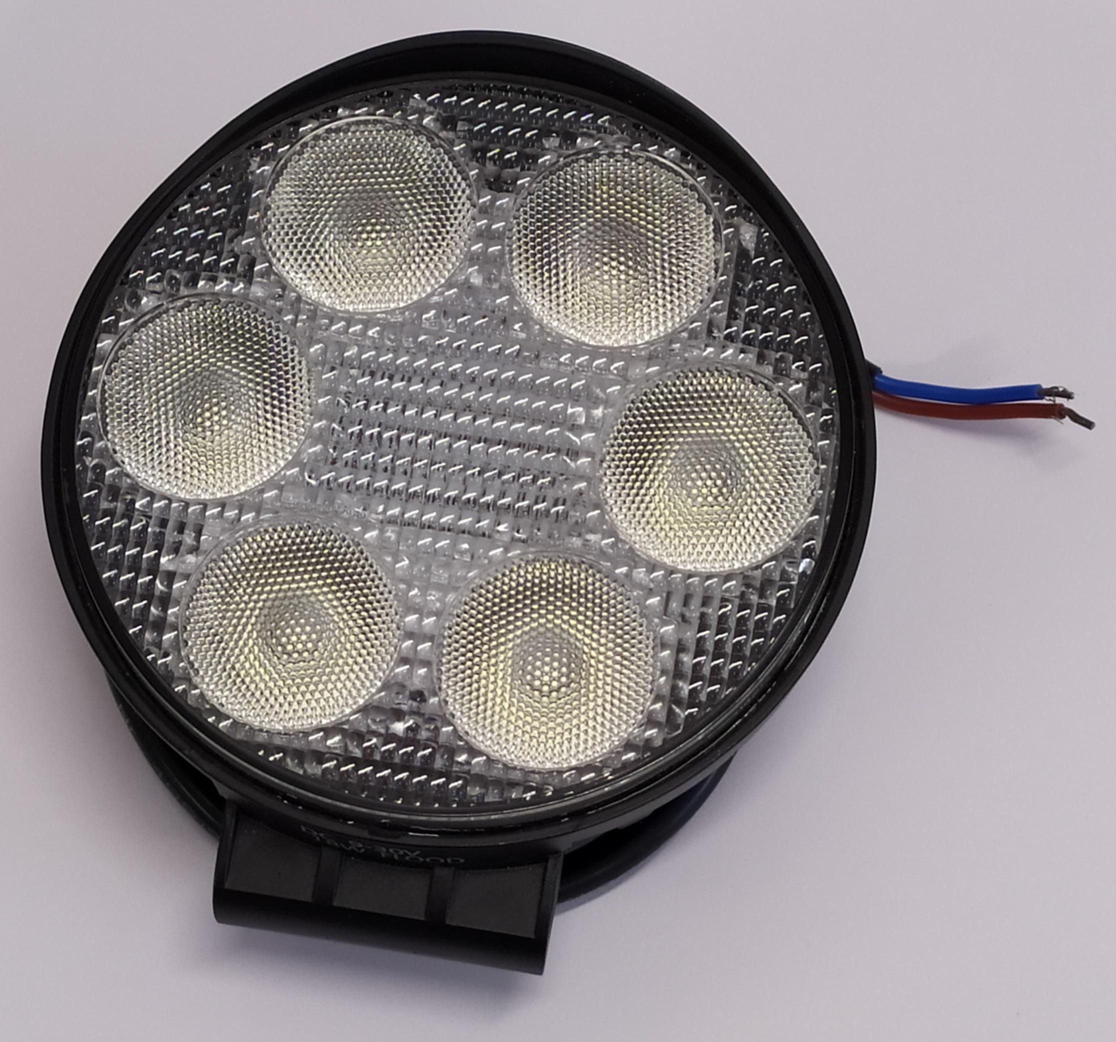 LED pracovné svetlo 18W 10-30V - POSLEDNÝ KUS - BEZ OBALU