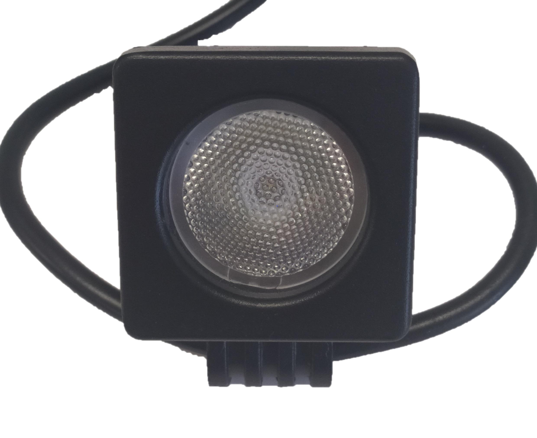 LED Solution LED pracovné svetlo 10W 10-30V - POSLEDNÝ KUS