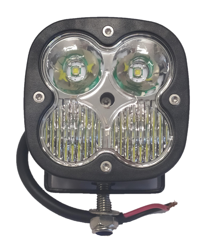 LED Solution LED pracovné svetlo 20W 10-30V - POSLEDNÝ KUS