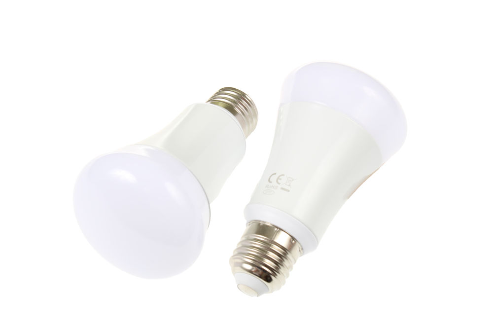 T-LED LED žiarovka dimLED RGB CCT 9W E27