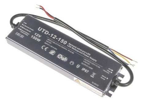 T-LED LED zdroj (trafo) 12V 150W IP67 Premium 2