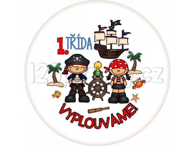 Pirati Vyplouvame 1. trida