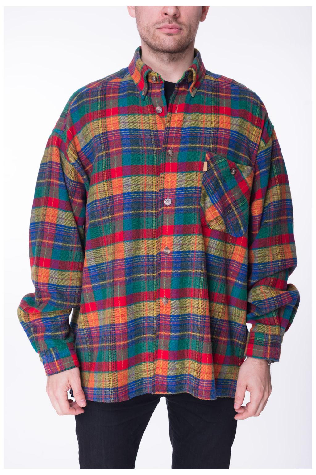 Košile Barevná