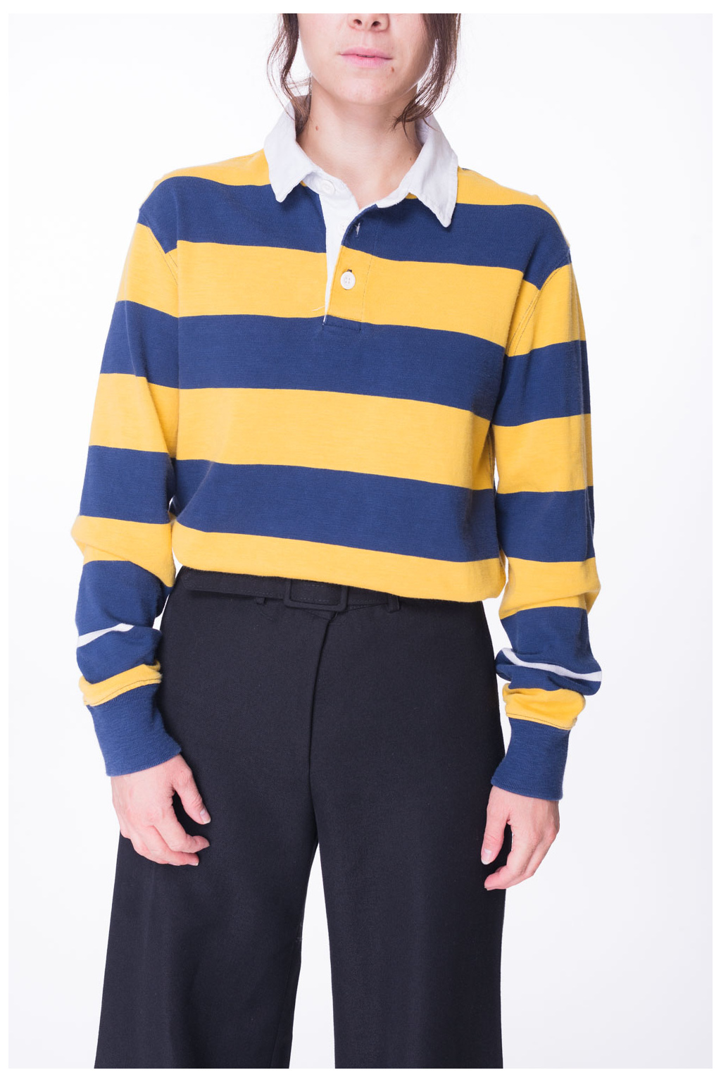 Tričko Rugby Žluté