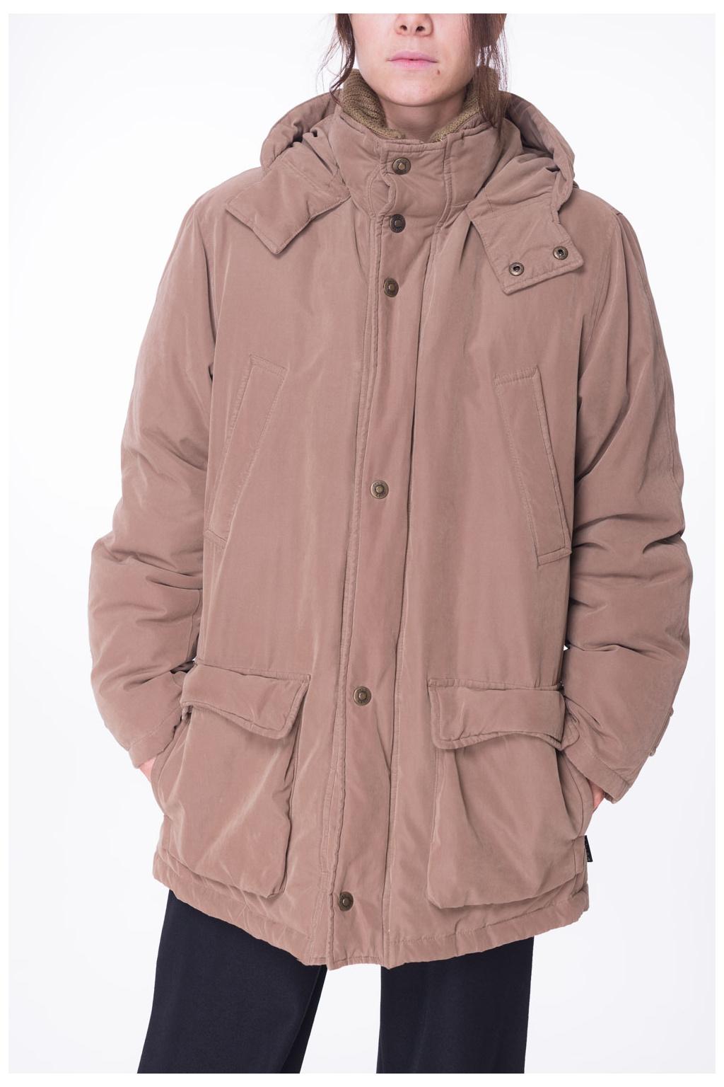 Kabát Hnědý