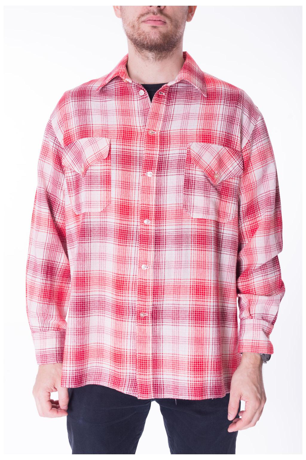 Košile Červená