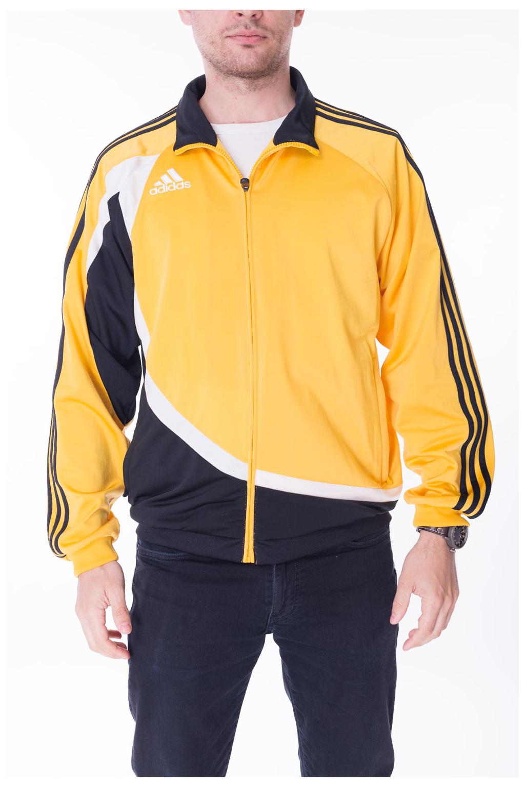 Mikina Adidas Žlutá
