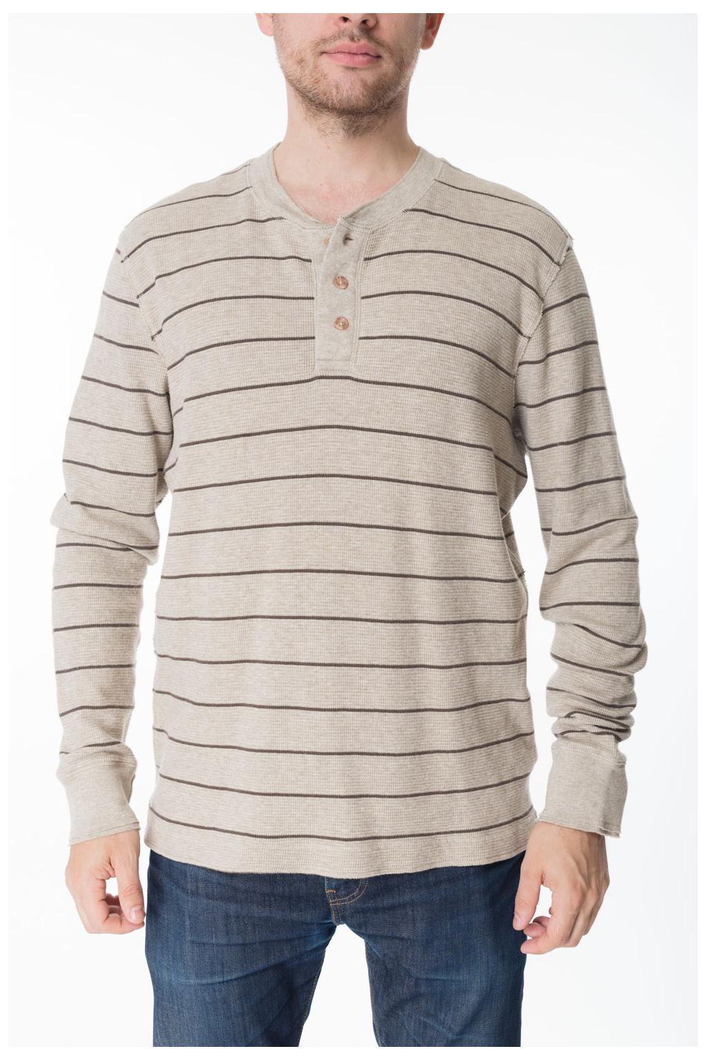 Tričko Krémové