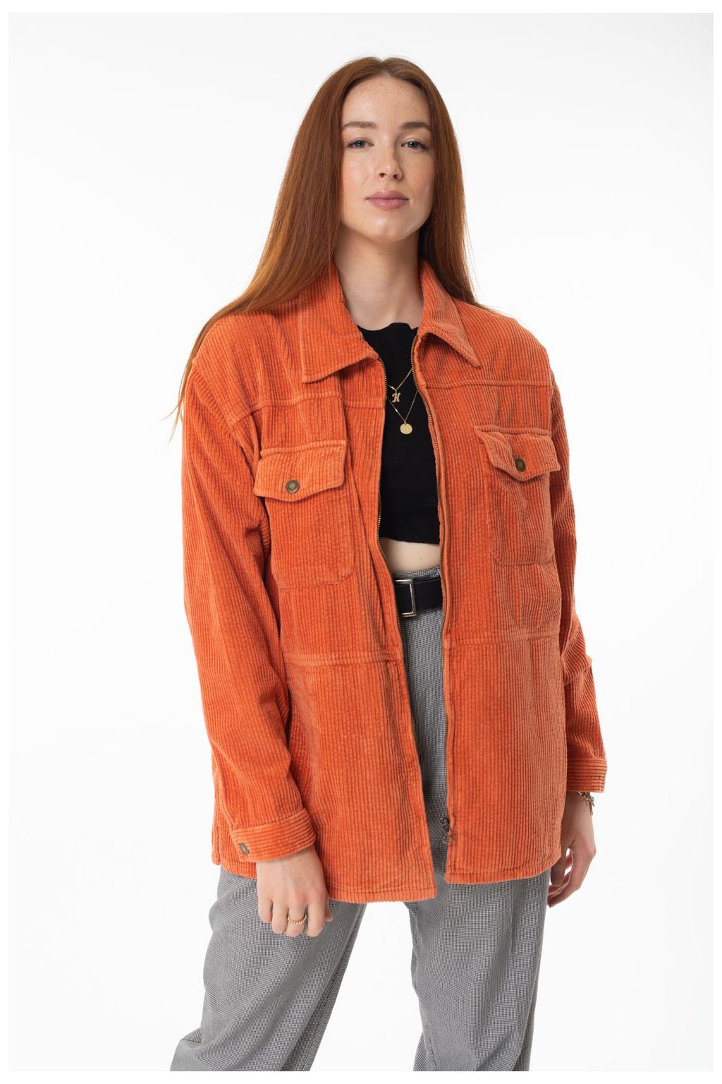 Košile Oranžová