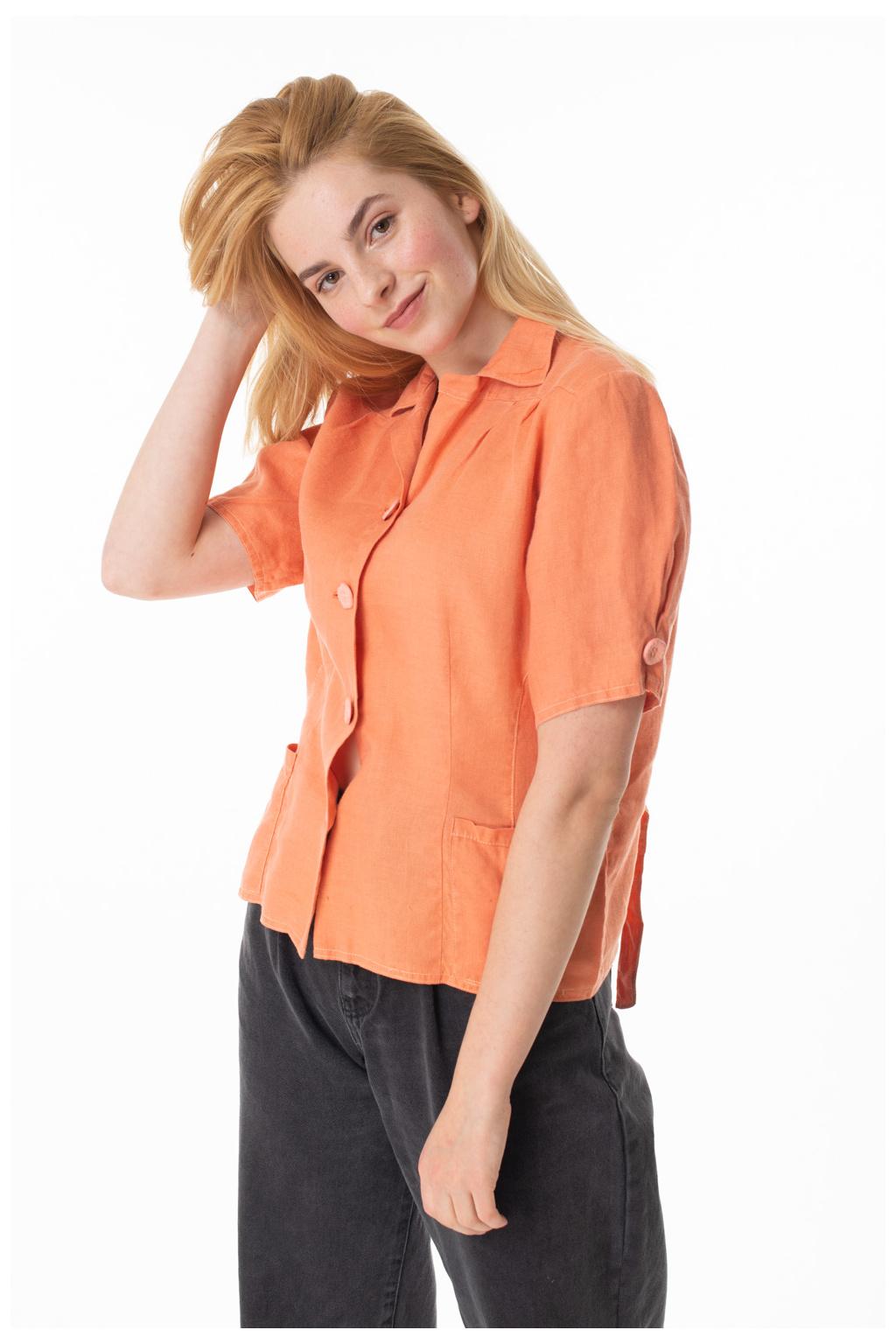 Top Oranžový