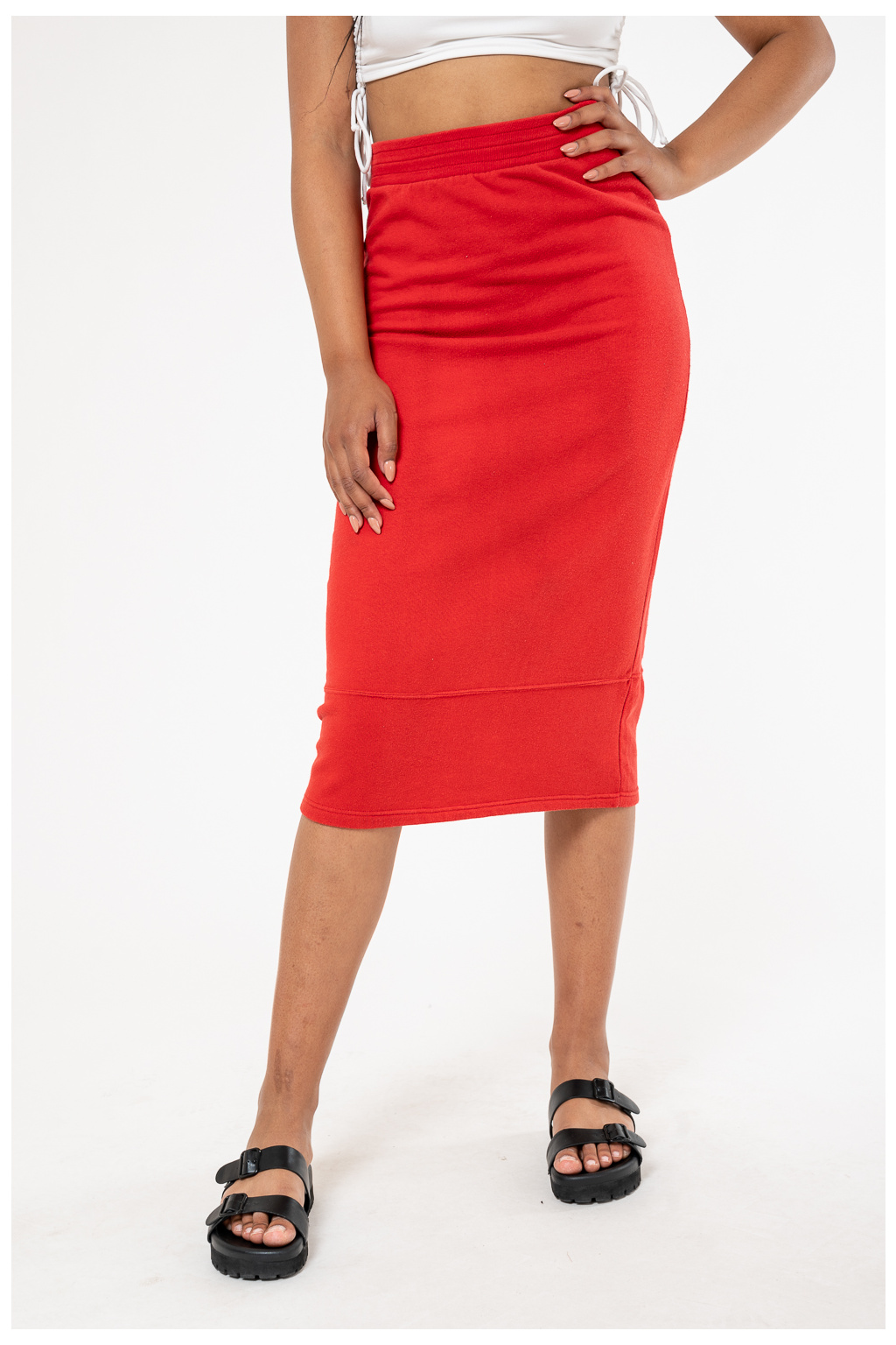 Červená Sukně