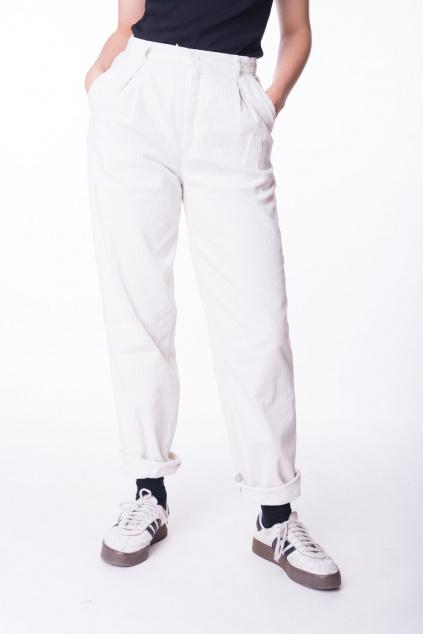 Kalhoty Bílé