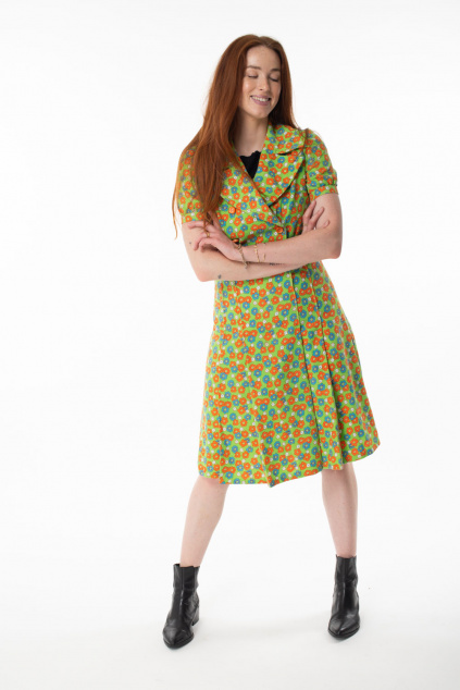 Šaty 70's