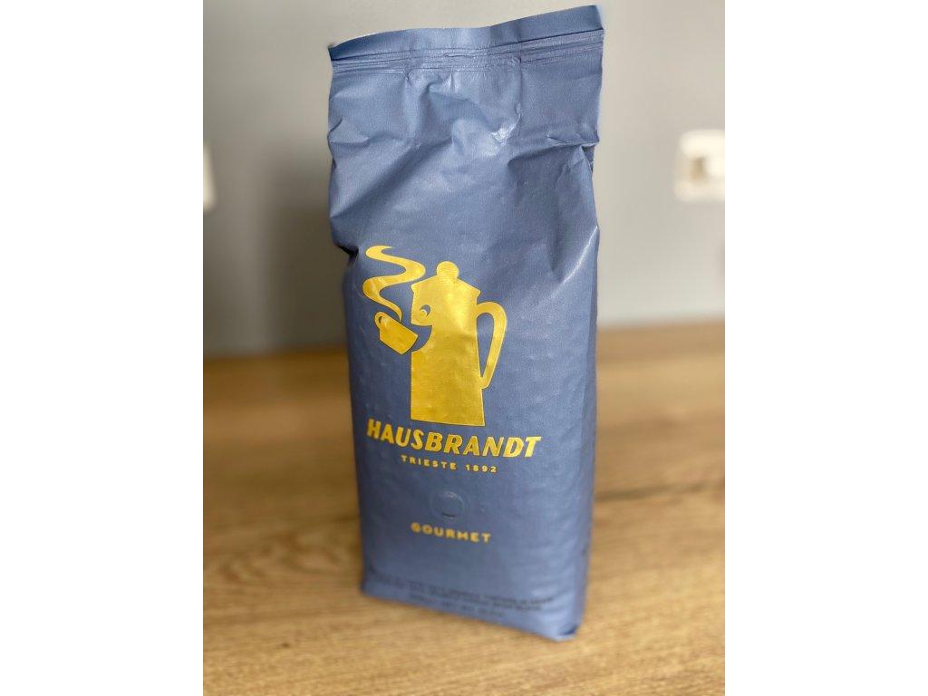 HAUSBRANDT GOURMET zrnková káva 1kg