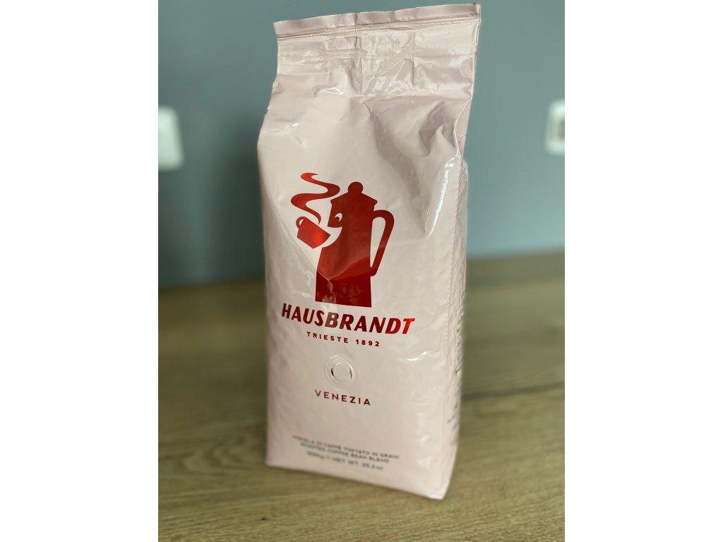 HAUSBRANDT VENEZIA zrnková káva 1kg