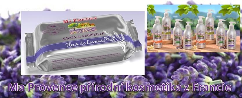 Přírodní kosmetika Ma Provence