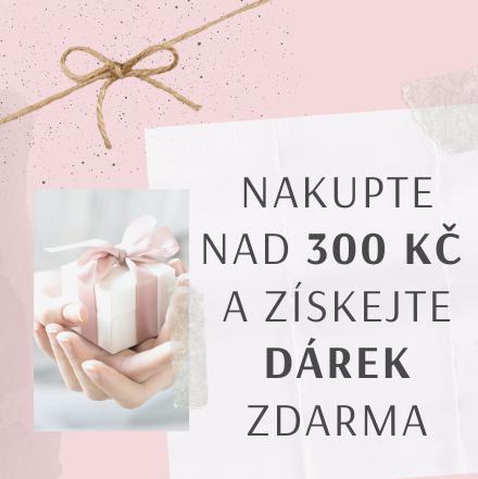 Máme pro vás dárky již při objednávce za 300 Kč