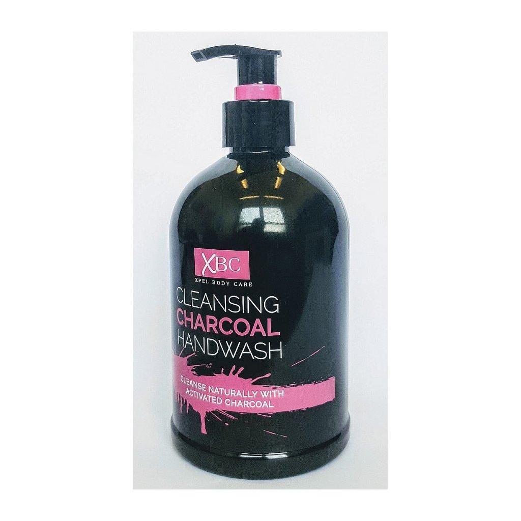 Tekuté hydratační mýdlo s Aktivním uhlím