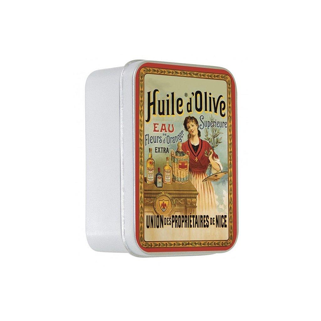 boite metal savon 100g huile d olive olive p image 29927 grande