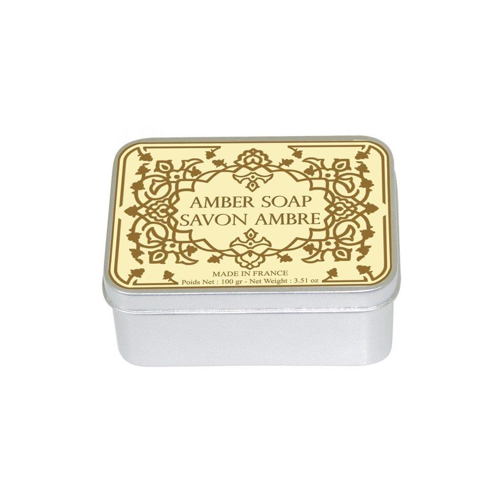 boite metal savon 100g ambre p image 29900 grande
