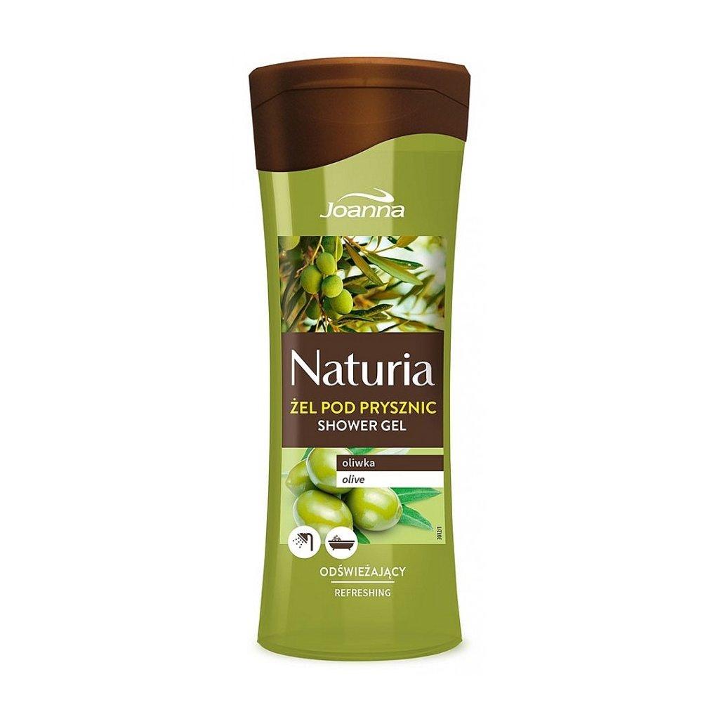 Sprchový gel OLIVA NATURIA 300ml
