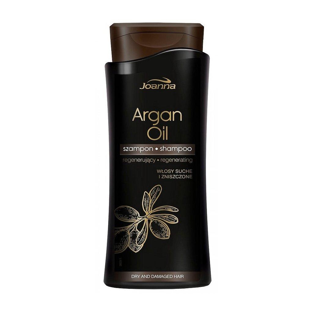 Šampon posilující s Arganem, 400ml