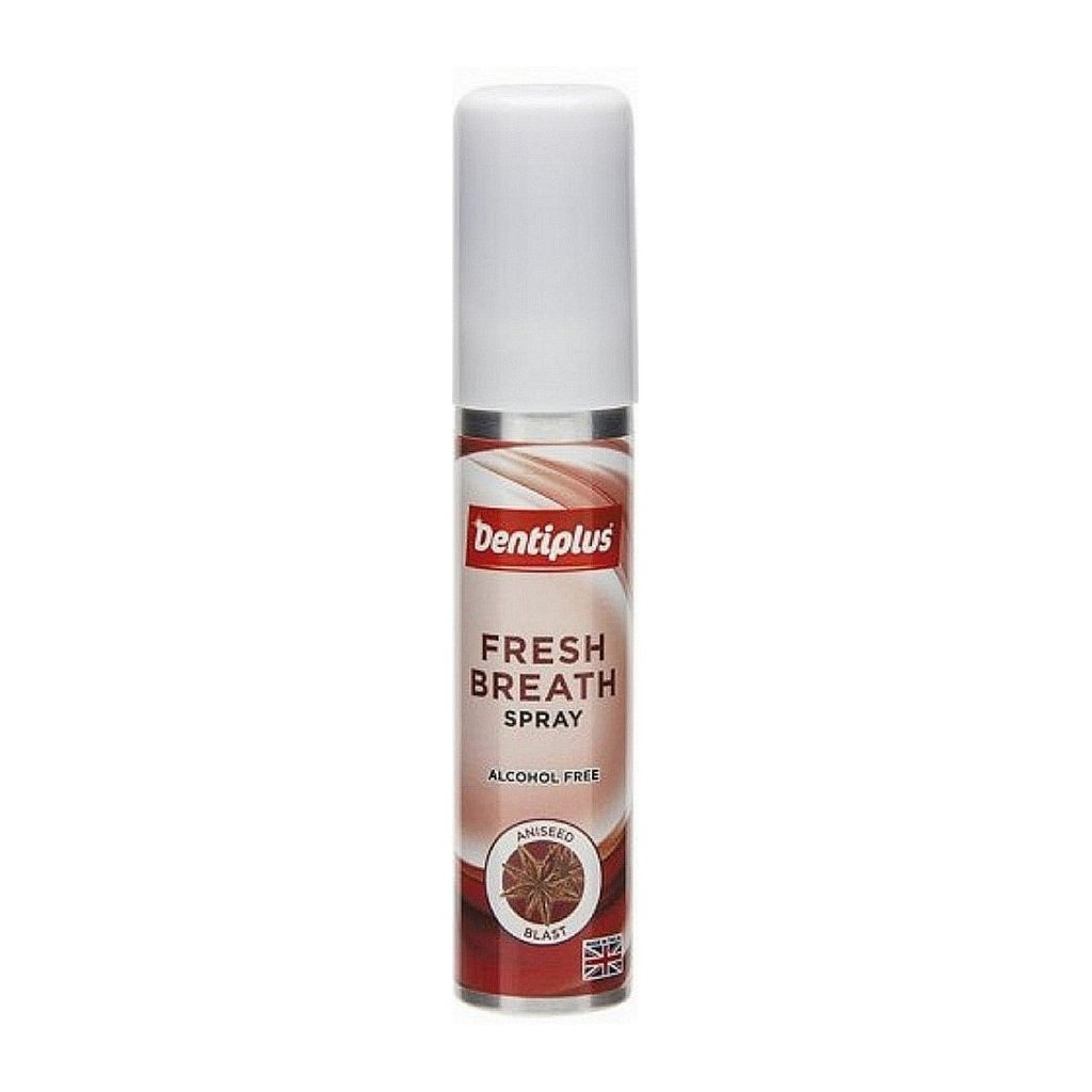 DENTIPLUS Ústní spray ANISEED, 25ml