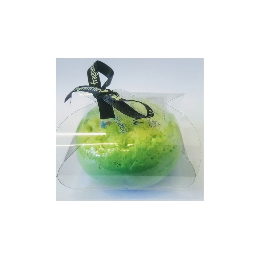 Mýdlo s masážní houbou COCOA