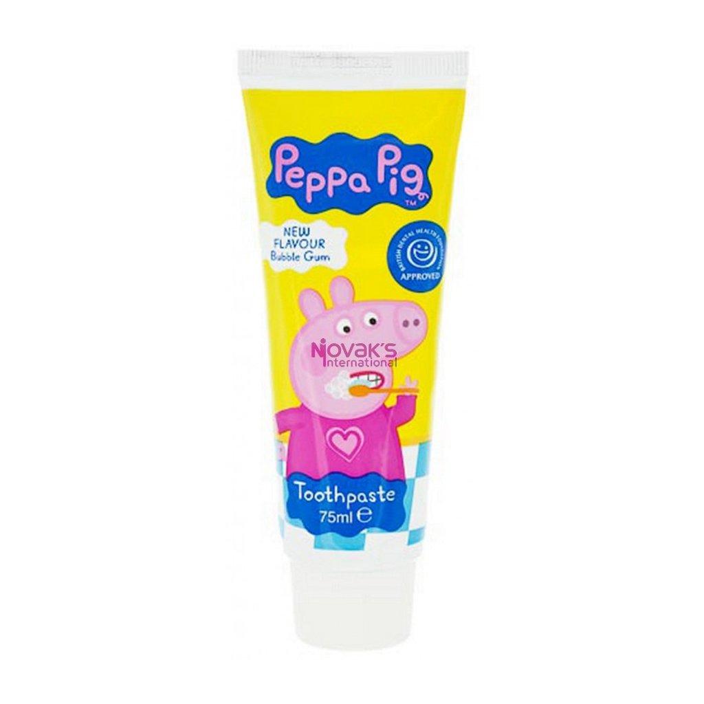 PEPPA PIG Dětská zubní pasta 75ml