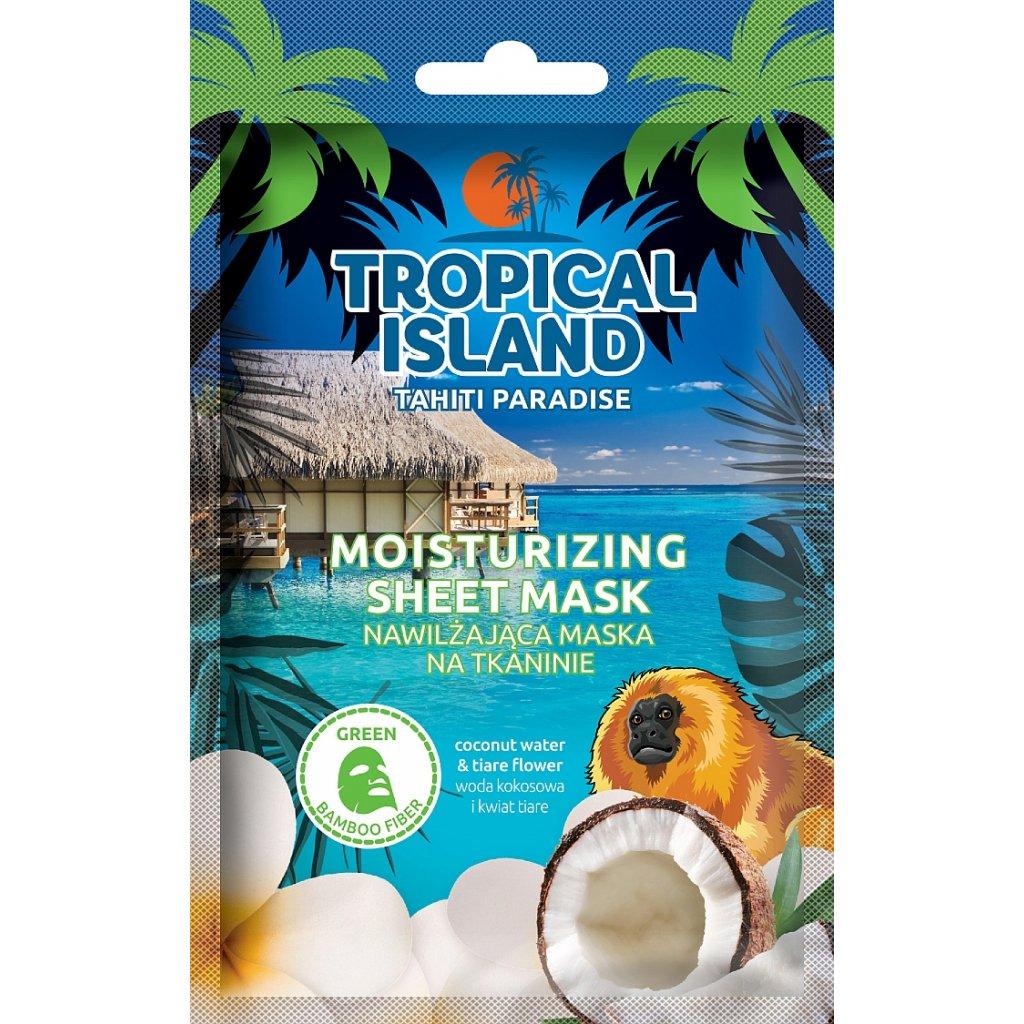 marion tahiti paradise tropical island