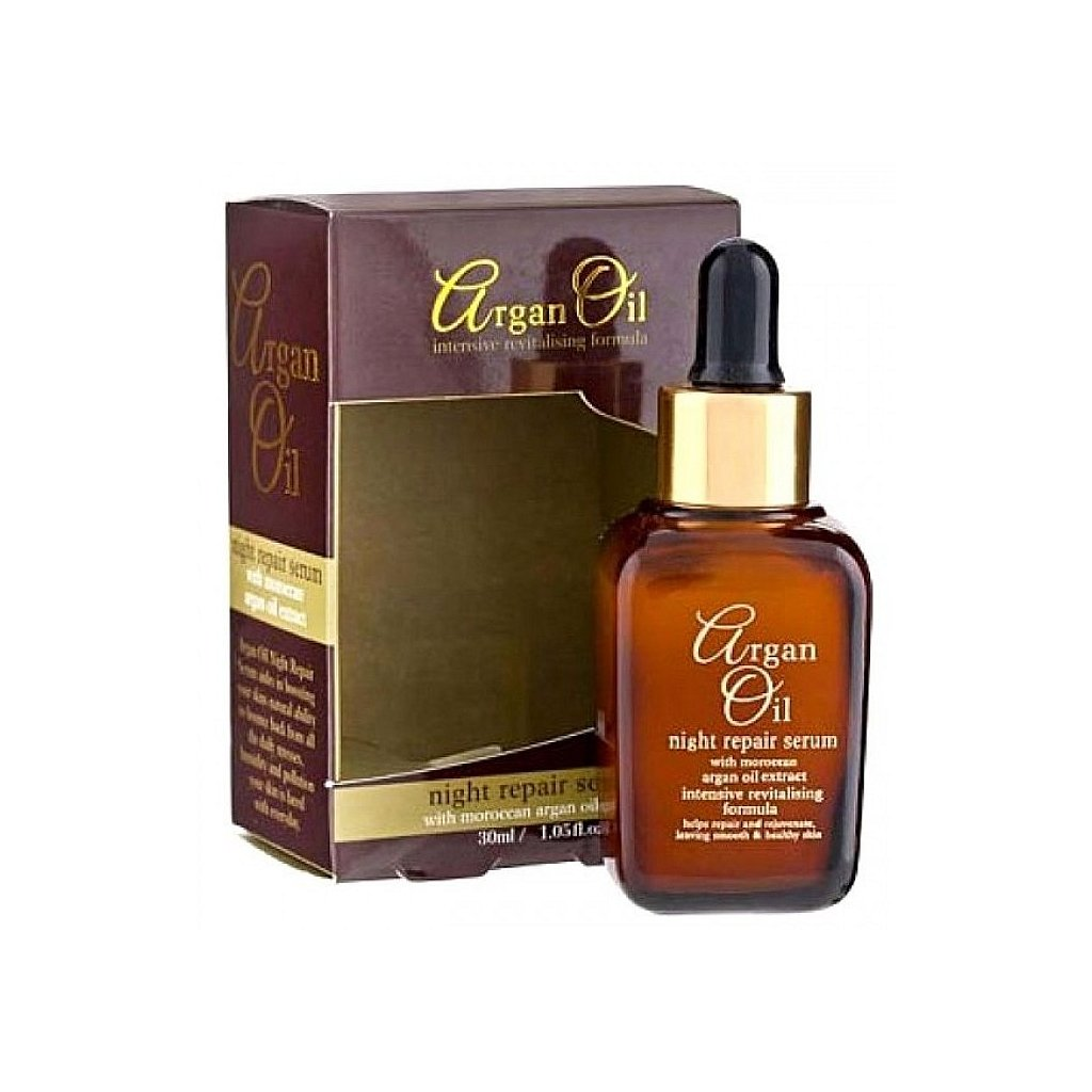 Argan Oil Night Repair Serum 50ml All Market BD 800x800