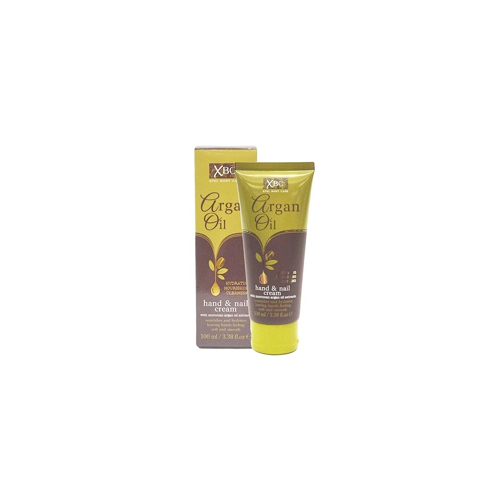 Argan Oil Hand Nail Cream 100ml MO